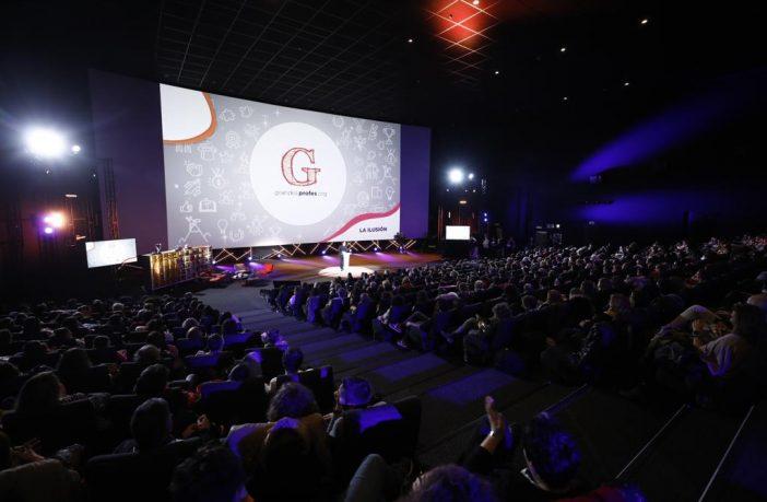 Grandes Profes 2020 celebra su 7ª edición con más de 2000 docentes y la ilusión como pilar de la educación